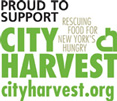 city harvest partner logo